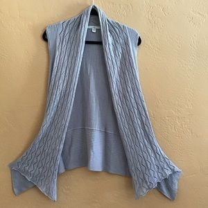 Fever cardigan Gray Sz XL